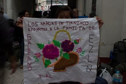 Homenaje a Galeano, o compartir desde el abrazo entre los pueblos originarios