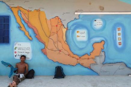 Paso a paso: viacrucis migrante visto por un defensor de derechos humanos