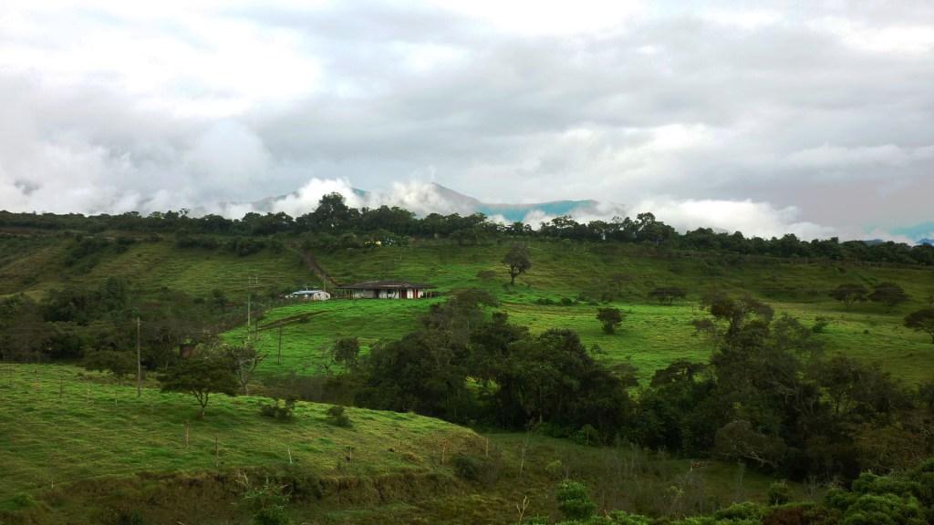 Resguardo indígena de Quisgó, Silvia, Cauca. Fotografía: Mochila Ambulante.