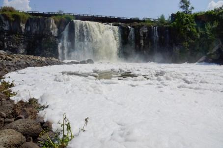 Cascada de El Salto de Juanacatlán