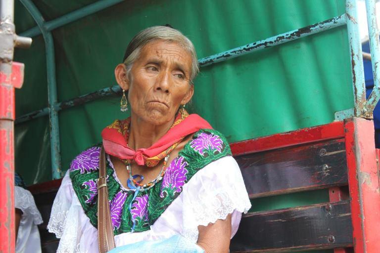 Madre de Juan Vázquez Guzmán