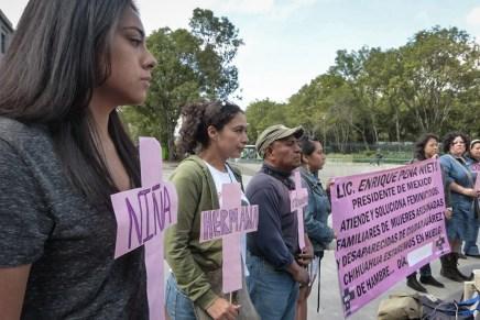 Feminicidio sin castigo, mujeres de Ciudad Juárez en huelga de hambre