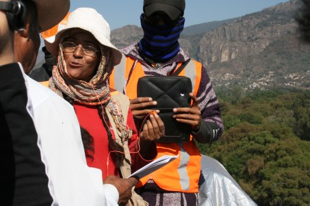 06 La arqueológa representante del INAH Morelos..... llevo a cabo saqueo, daños a la nación y al patrimonio de la humanidad pagada por Tradeco