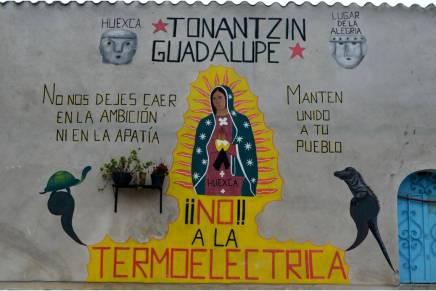 «No vamos a vender nuestra dignidad por un taco»:Ante megaproyecto, la resistencia de Huexca, Morelos
