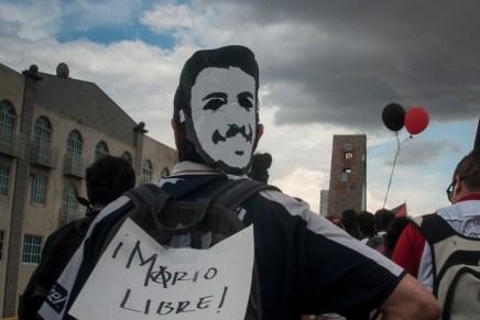 Anarquistas presos, en huelga de hambre: 2 de octubre combativo
