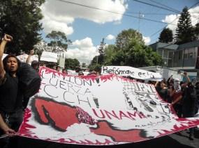 CCH en solidaridad con el IPN.