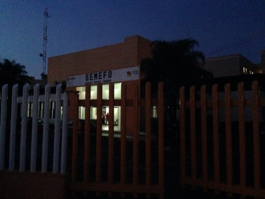 Servicio Médico Forense de Chilpancingo