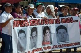 4 de los desaparecidos son de Atoyac Foto: Andalucía Knoll
