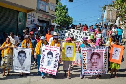 Ríos de voces corren en Guerrero