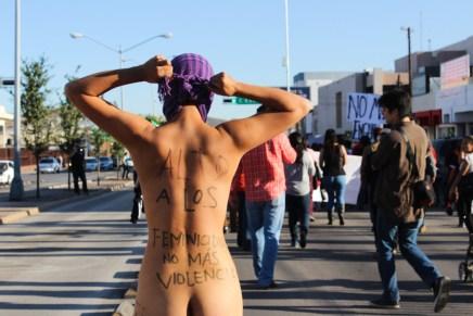 Desde Ciudad Juárez se suman a marcha de la caravana «Julio César Mondragón»