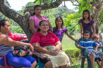 ACOMADET, fue fundada el 21 de mayo del 2014 e integrada por 18 comunidades en una zona con más de 1, 600 hectáreas en la Bahía de Jiquilisco.