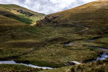 La codicia por el oro desea imponer el interes de un grupo a expensas de la contaminación de nacientes de agua que alimentan la región norte del Perú.