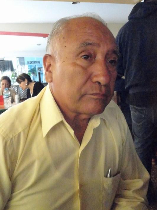 Javier Roca Obregón, padre de Martín Roca Casas, estudiante desaparecido en octubre de 1993.