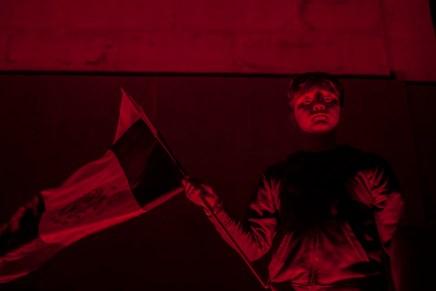 #6DMX Jornada mundial por Ayotzinapa