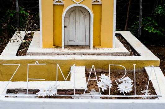 Zé Maria. Fotografía: Ingrid Fadnes