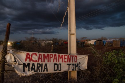 Zé Maria do Tomé: no sólo tierra