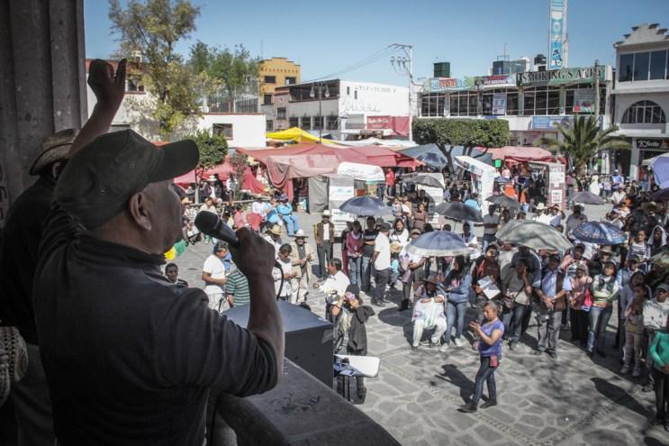 Ignacio del Valle. Fotografía: Heriberto Paredes
