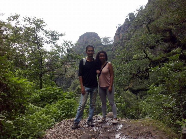 Bryan y Jaqueline. Fotografía: Especial