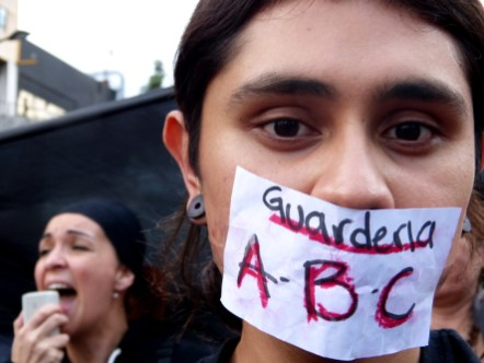 ABC, una herida abierta. Fotografía: Lucero Mendizábal