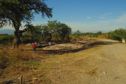Xoxocotla: presente y futuro de las zonas de riego