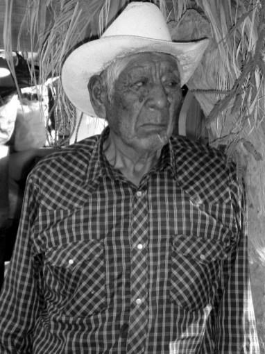 Don Matías. Fotografía: Guillermo Castillo
