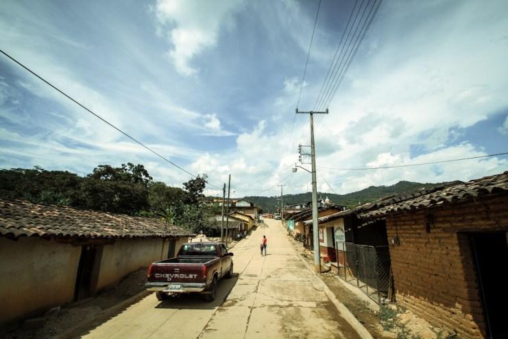 La comunidad de Pascala del Oro ha sido uno de los escenarios de los procesos sociales al interior del tejido comunitario  en La Montaña. Fotografía: Heriberto Paredes