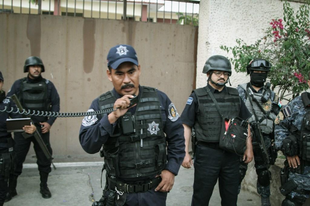 Juan Suástegui Epifanio, nuevo secretario de Seguridad Pública de Chilapa. Fotografía: Heriberto Paredes
