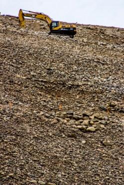 Por las obras que se realizan sobre las riberas de los ríos se pone en peligro a la fauna y flora endémica de los ecosistemas de bosque seco tropical que actualmente se encuentra en peligro de extinción.