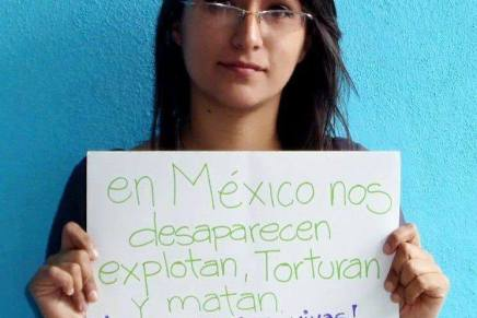 ¿Por qué no indignarnos antes? Acoso a defensora de derechos humanos Aleida Quintana Ordaz