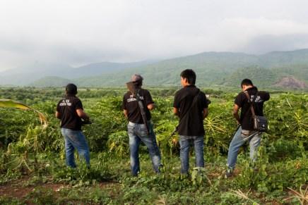 Nuevo ataque contra la organización comunitaria en la región Costa-Sierra michoacana