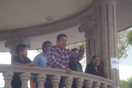 Sergio Velazquez: nueva administración