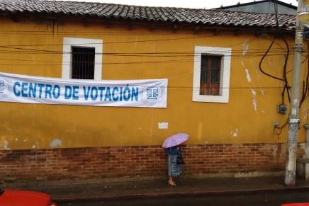 Totonicapán: trama de abajo coexiste en el tiempo electoral de arriba