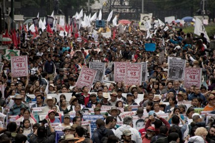 Ayotzinapa: las cenizas de la «verdad histórica». Segunda Parte
