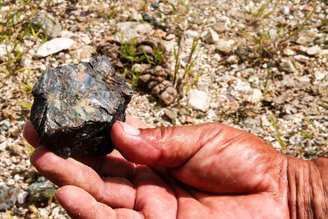 f w Ambiente El codiciado mineral que amenaza la vida de los pueblos en Chiapas