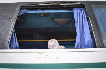 Normalistas agredidos y criminalizados en Michoacán