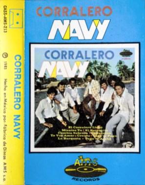 Corralero Navy