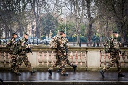 Francia: «estado de emergencia» y capitalismo de la seguridad