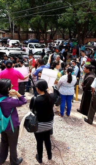 Tegucigalpa. Fotografía: Ariel Sosa/Prensa Comunitaria
