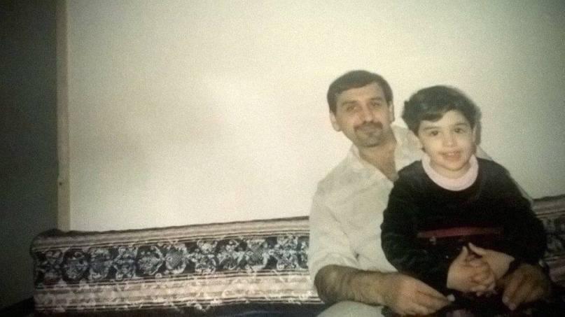 A'hed Abu Ghulmah. Fotografía: Archivo familiar