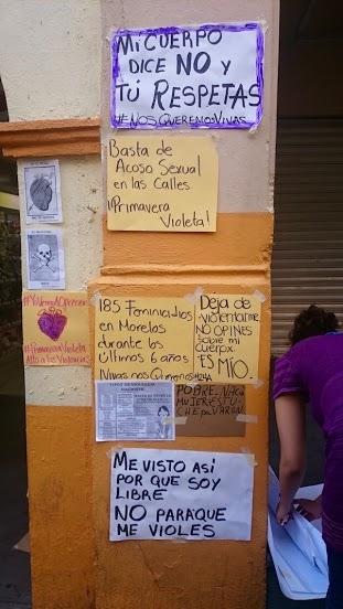 Exigencias. Fotografía: CC By-NC María González.