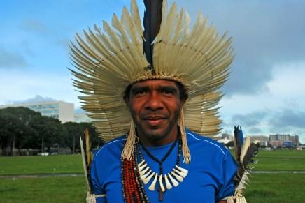 Detienen a uno de los principales lideres indígenas de Brasil