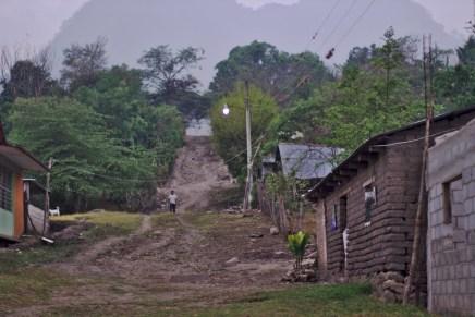 Cruztón: nueve años de defender la tierra y el territorio
