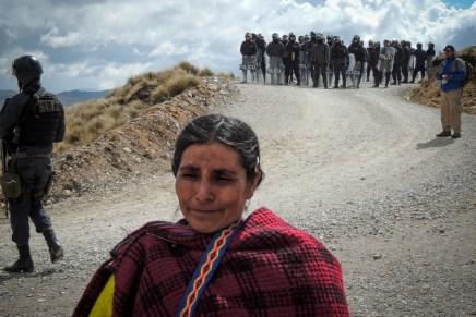 La victoria de una mujer contra una minera gigante en Perú