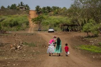 Tierras recuperadas en 2009, de la comunidad de Ostula, Michoacán. Foto: Xilonen Pérez