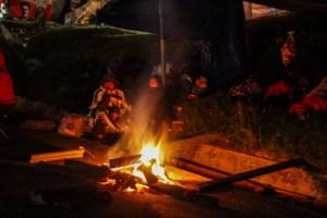 Las noches al campamento