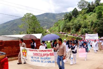 Oaxaca 2016: «Esta lucha no es del magisterio, es del pueblo de México»