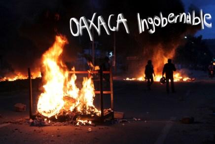 Oaxaca ingobernable, 2016 [Documental]