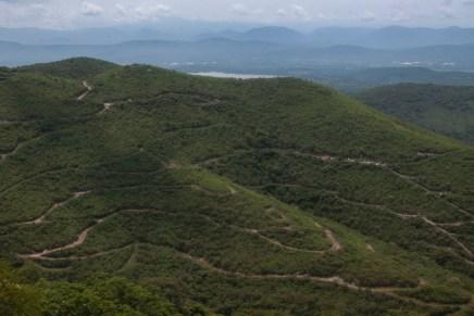 «La Esperanza Silver», minería a cielo abierto en la zona de Xochicalco