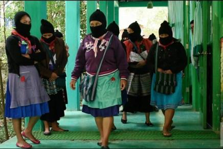 L@s zapatistas y las ConCiencias por la Humanidad (día 4)