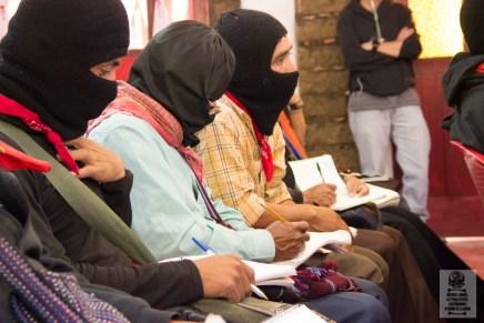 L@s zapatistas y las ConCiencias por la Humanidad (día 3)